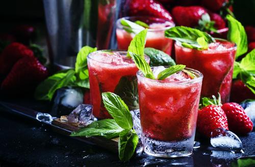 Fresh Berrymosa