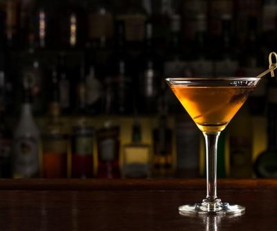 Der Cocktail Rob Roy