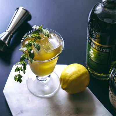 Cocktail Champs-Èlysées