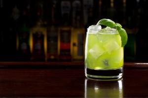 Der Cocktail Gin Basil Smash