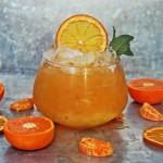 Mandarin Mint Julep