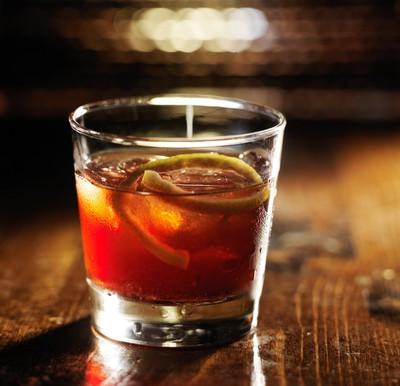 Der cocktail Sazerac