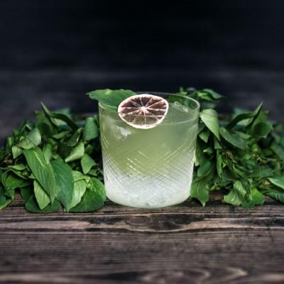 Der Cocktail réunion gemixt mit Revolte Rum