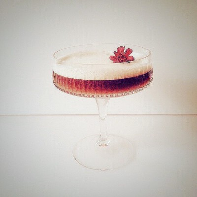 Der Cocktail Signora Campayone