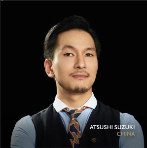 Portrait von Atsushi Suzuki