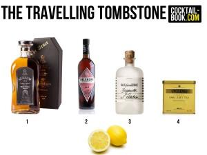 Zutaten, Whiskey, Belsazar, feine Brände, Early Grey Tea und Zitrone
