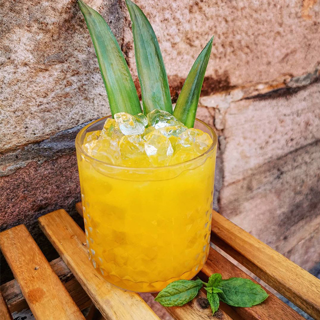 The Passion Fruit Gin Tonic