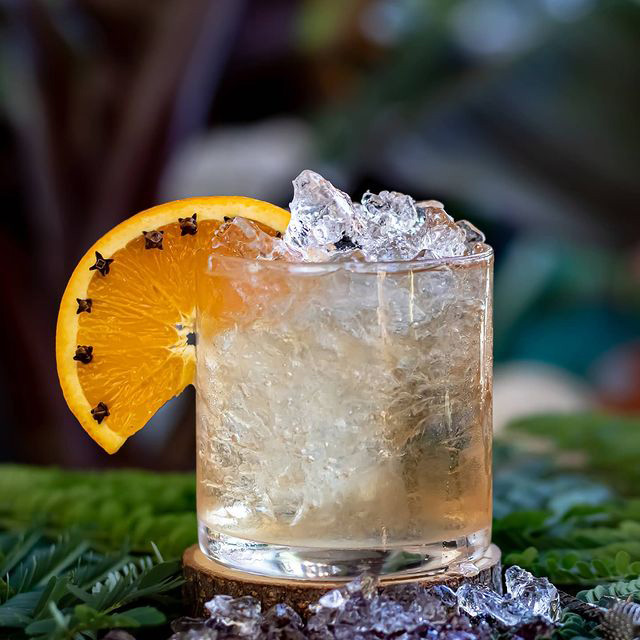 Finn's Old Fashioned