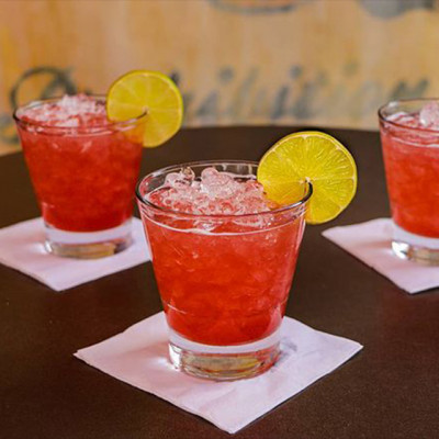 Der Cocktail Mexican Firing Squad