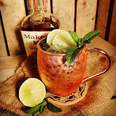 Der Cocktail Kentucky Mule
