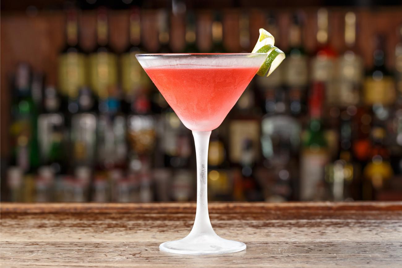 Cocktails mit Wodka