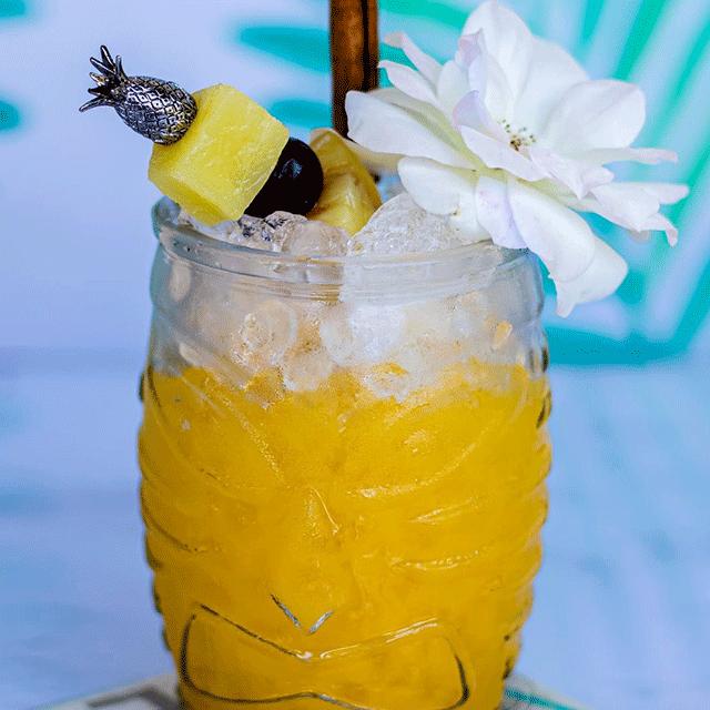 Velvet Pineapple