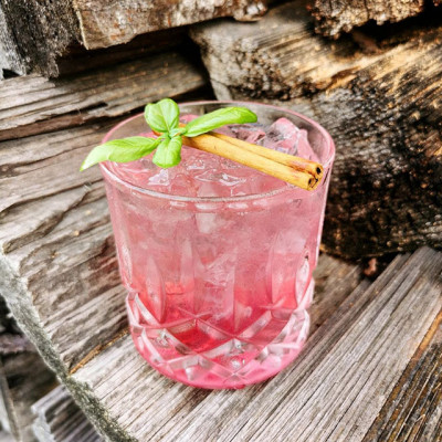 The Pink Gin