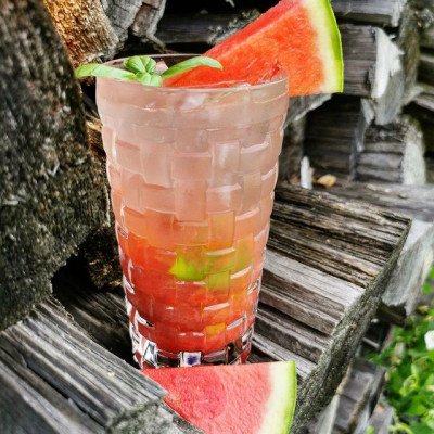 The Watermelon Cooler