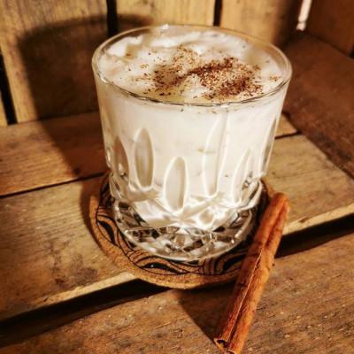 Der Cocktail Jamaican Milk Punch