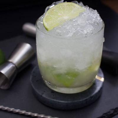 Der Caipiroska Cocktail