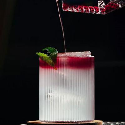 Der Cocktail Blueberry Gin Fizz